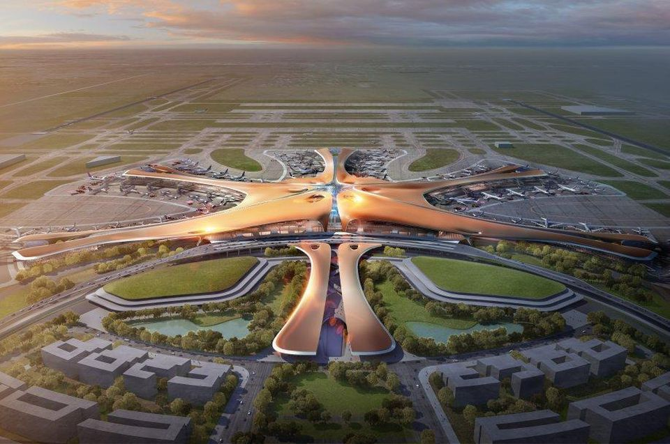 Upcoming Modern Airports Around the Globe